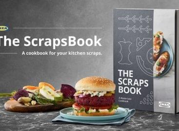 """""""Hulladékból"""" főzhetünk az IKEA legújabb szakácskönyvével"""