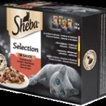 SHEBA alutasak 12-pack kétféle ízesítéssel