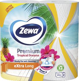 Zewa háztartási papírtörlő
