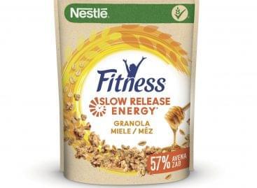 Nestlé Fitness Granolák