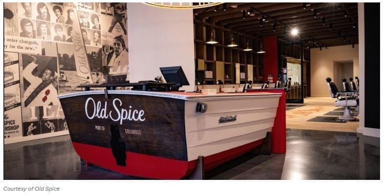 Old Spice tartalom stúdió