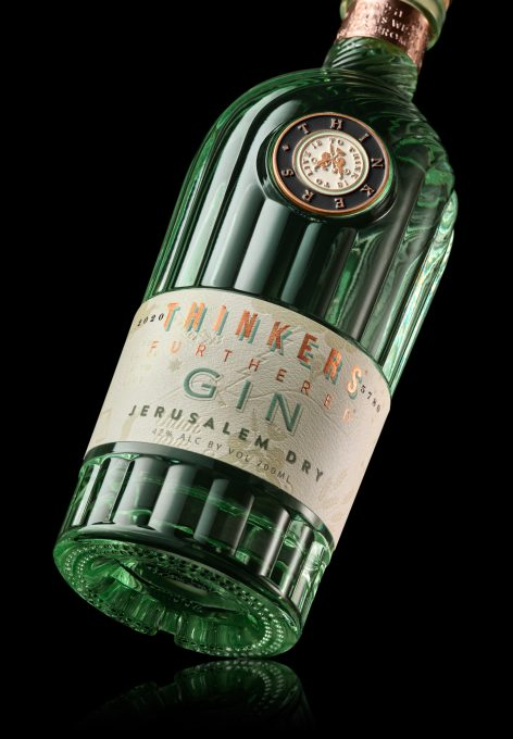 Thinkers Gin's Packaging Is An Experience – Picture of the day