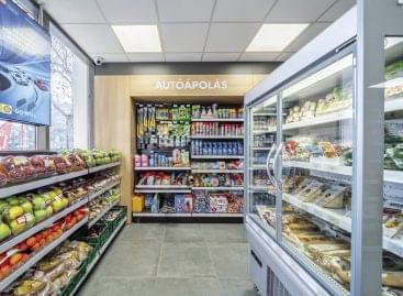 Shell Minishopok – vásárlás 21. századi környezetben