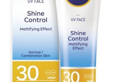 NIVEA® Sun UV Face Shine Control Napozó Arckrém FF30