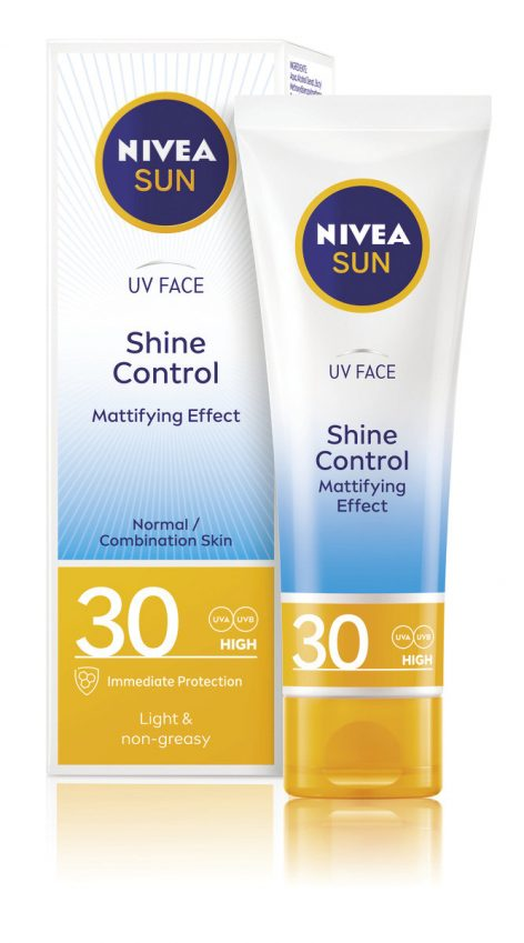 NIVEA® Sun UV Face Shine Control Suncream FF3050ml