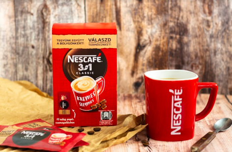 Nestlé tests its paper packaging in Hungary