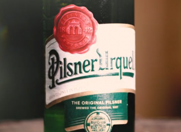 100%-ban újrahasznosítható lesz a Pilsner Urquell palackja