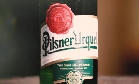 Pilsner Urquell bottle will be 100% recyclable