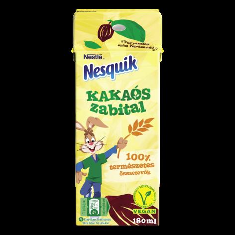 Nesquik chocolate oat milk