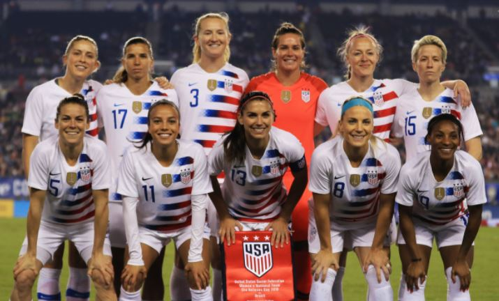 USA női foci