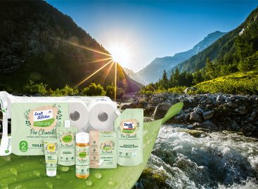 dm launches environmental-friently product family