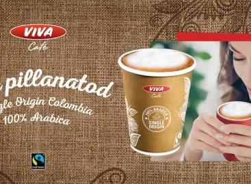 Április a kávé hónapja: az OMV is különlegességekkel erősít