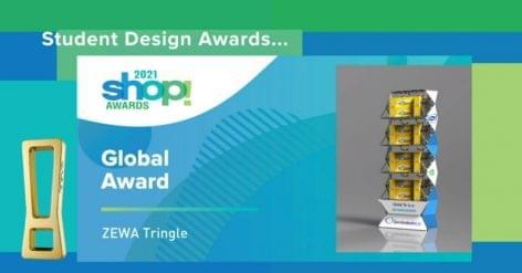 ZEWA Tringle – magyar világbajnok a Global Awards versenyen