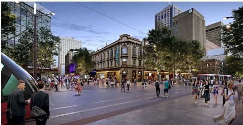 Sydney belváros