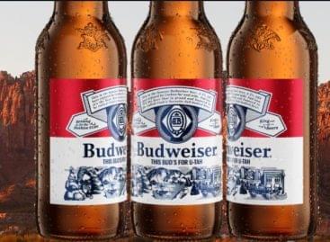 Hegytetőről ordibálás és síelés a Budweisertől