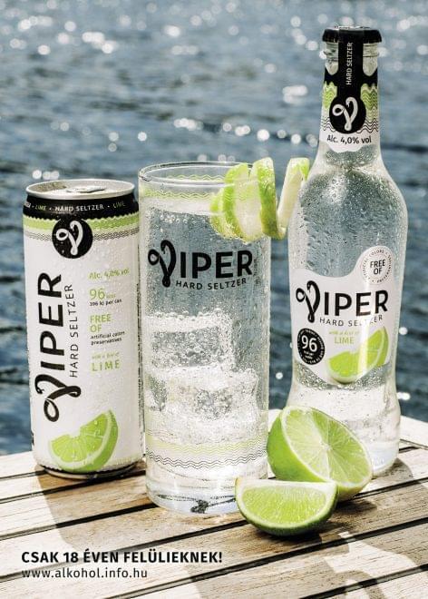 Viper – Hard Seltzer