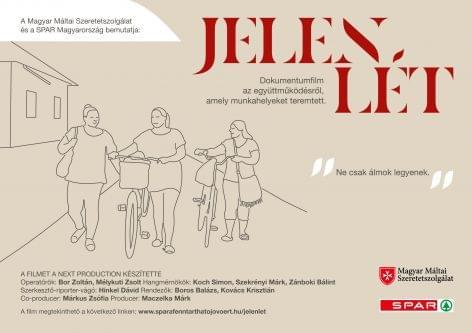 Dokumentumfilm mutatja be a Magyar Máltai Szeretetszolgálat társadalmi vállalkozásait