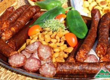 Kilencedik alkalommal tartják meg a magyar konyha hetét Kárpátalján