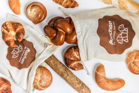 New eco-friendly package range by Auchan