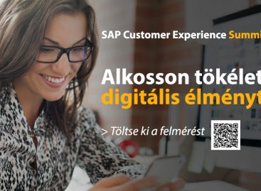 SAP Customer Experience Summit: ügyfélszerzés és -kiszolgálás a pandémia utáni új piaci környezetben