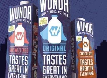 Borsó alapú tejital a Nestlétől