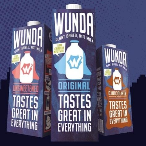 Nestlé expands dairy-free offerings with pea-based milk alternative Wunda