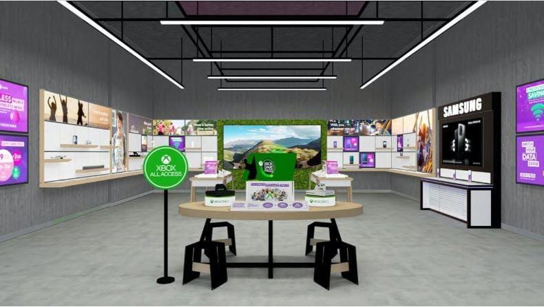 Digit display Xbox