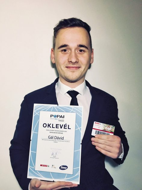 ZEWA Tringle is the Hungarian student champion
