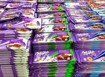 120. szülinapját ünnepli a Milka csokoládé