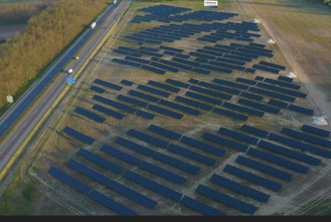 Gyárának teljes áramigényét megtermelte napelemparkjában a Cerbona
