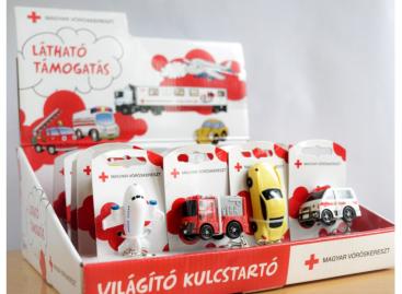 110 százalékot hoztak a Magyar Vöröskereszt sajátmárkás termékei