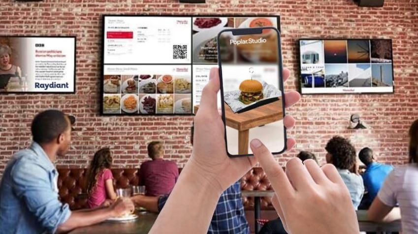 Virtuális a boltokban