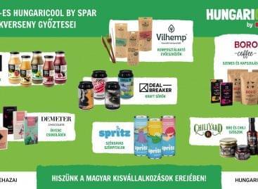 Hét vadiúj hazai márka termékei kerültek az INTERSPAR polcaira!