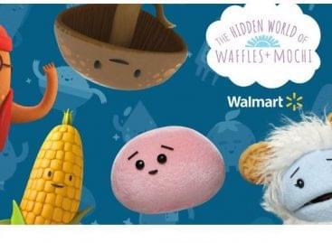 Walmart műsor az egészséges táplálkozásért