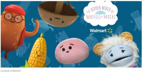 Walmart cooks up healthy eating