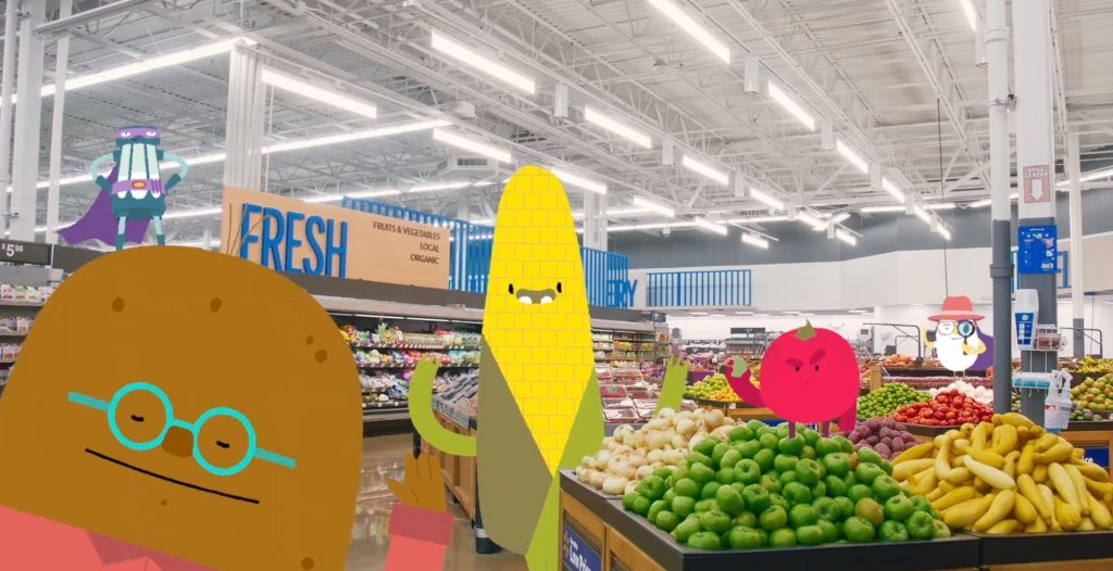 Walmart játék
