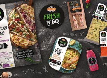 Új kényelmi saját márkás termékek a Globustól