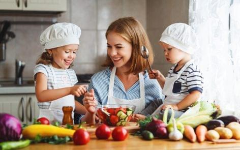 Hungarian children eat alarmingly little fruit and vegetables
