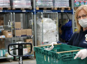 Kevesebb élelmiszer-hulladékkal a Tesco több mint 89 ezer tonnával csökkentette károsanyag-kibocsátását
