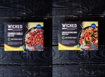 Tesco Launches Ready Meal Line With Beyond Meat