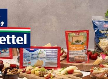 Tej és trappista sajt: csak magyar forrásból az ALDI-ban