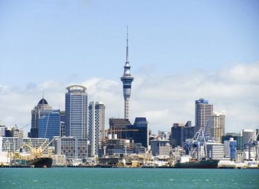 Auckland a világ legélhetőbb városa londoni elemzők szerint
