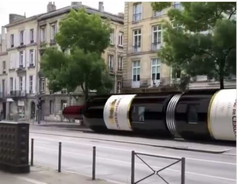 Vicces borreklám Bordeaux-ból – A nap videója