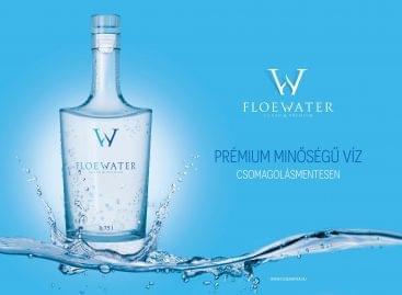 Prémium ivóvíz csomagolás nélkül
