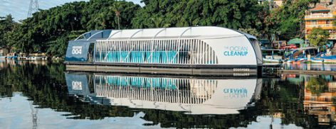 Globális partner a Coca-Cola a folyóvizek és óceánok megtisztításában