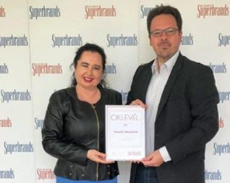 Trade magazin wins sixth Business Superbrands Award