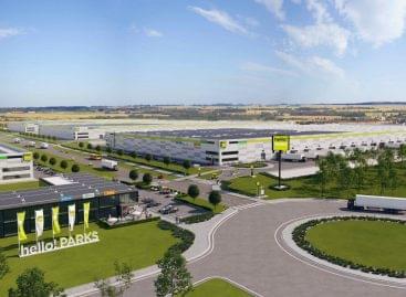 A Futureal-csoporthoz tartozó HelloParks 400.000 m2-es logisztikai megaparkot fejleszt Budapest nyugati vonzáskörzetében