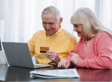 Az 50-nél idősebbek is rászoknakaz e-kereskedelemre