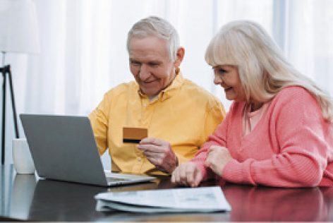 Consumers older than 50 years are also online shoppers now