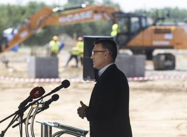Nagy István: az ország legnagyobb almatermesztési központja létesül a szabolcsi Újfehértón